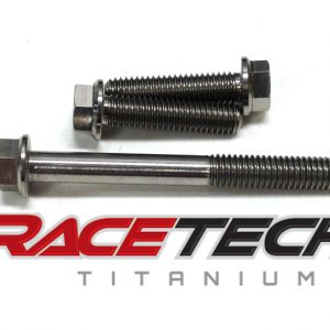 Titanium Waterpump Cover Bolts (2009-10 KTM XC 250)