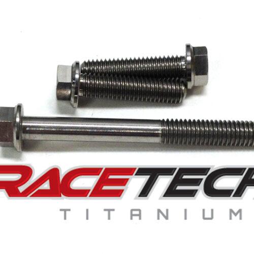 Titanium Waterpump Cover Bolts (2009-10 KTM XC 250)