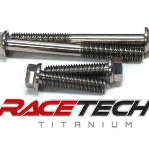 Titanium Waterpump Cover Bolts (2015 KTM XC300)