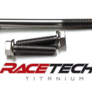 Titanium Waterpump Bolts (2011-14 KTM 450SXF)