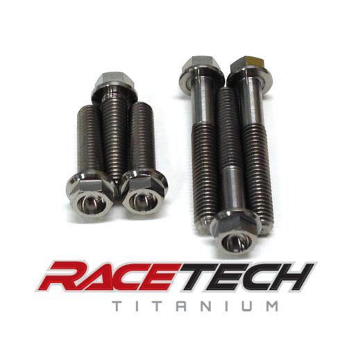 Titanium Center Case Bolts (2014 KTM SX 85)
