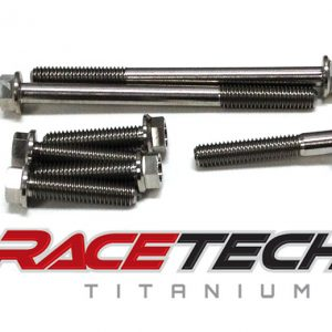 Titanium Clutch Cover Bolts (2011-13 YZ250)