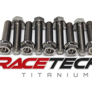 Titanium Right Side Case Bolts (2011-13 KX 250 450)