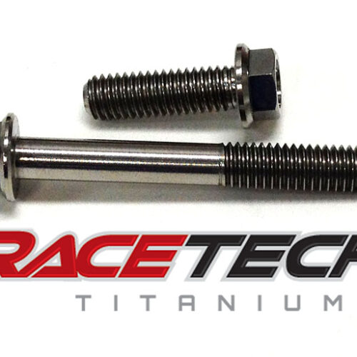 Titanium Chain Guide Bolts (2011-14 KTM 20SXF)