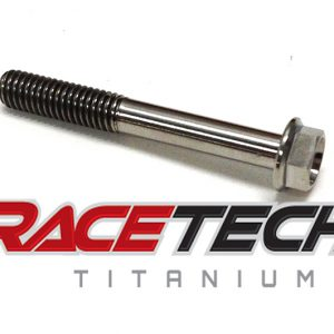 Titanium Chain Guide Bolt (2011-14 KTM 450SXF)