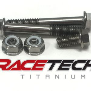 Titanium Chain Block Bolts (10-13 Honda CRF 250 450)