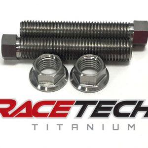 Titanium Chain Tensioner Bolts (2011-14 KTM 250SXF)