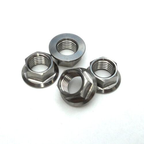 Yamaha Banshee Front or Rear Wheel Nuts