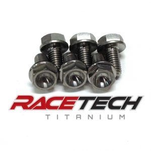 Titanium Power Valve Cover Bolts (2009-10 KTM XC 250)