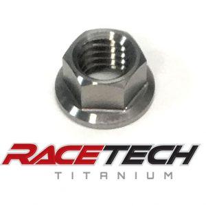 Titanium Rim Lock Nut (2014-18 CRF 250 450)