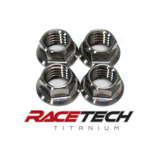 Titanium Cylinder Base Nuts (2009-10 KTM XC 250)
