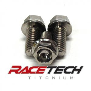 Titanium Fuel Tank Mount Bolts (2012 KTM SX 125)