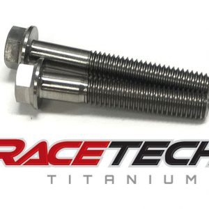 Titanium Muffler Bolts (2011-14 KTM 450SXF)