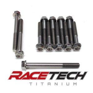 Titanium Center Case Bolts (2015 KTM XC300)