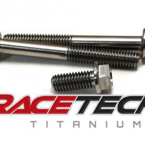 Titanium Chain Block Bolts (2014 KTM SX 85)