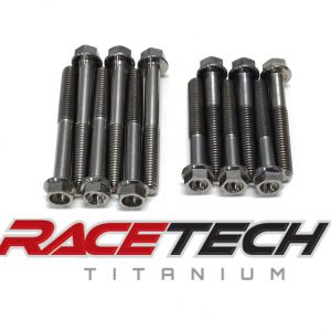 Titanium Center Case Bolts (2006 Suzuki RM 85)