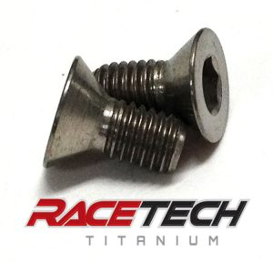 Titanium Crank & Flywheel Bolts (2015-18 KTM 250SXF)