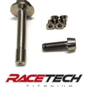 Titanium Crank & Flywheel Bolts (2011-14 KTM 250SXF)