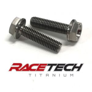 Titanium  ECU To Bracket Bolts (2014-18 YZ 250 450)