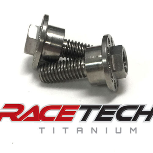 Titanium Rear Fender Bottom Bolt (2015-18 Husqvarna FC 250 450)