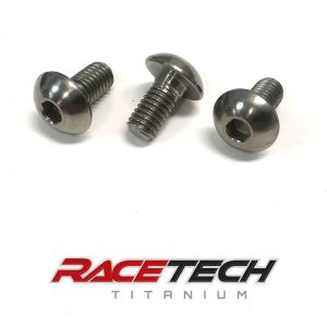 Titanium ECU Box & Bracket Bolts (2011-13 KX 250 450)