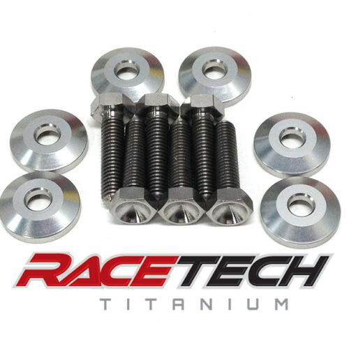 Titanium Clutch Spring Bolts (2010-13 CRF250)