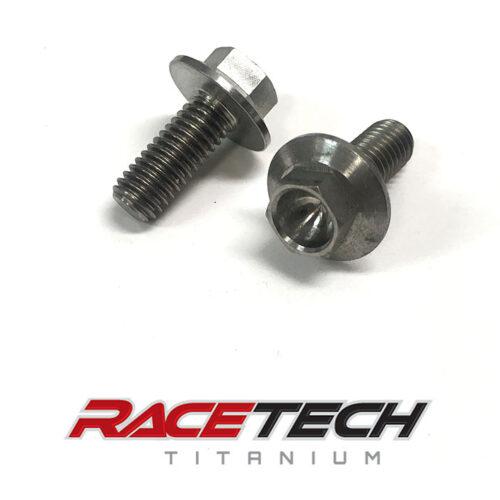 Titanium Radiator Shroud Bolts (2011-13 KX 250 450)