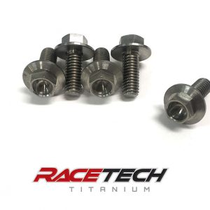 Titanium Fuel Pump Bolts (2011-13 KX 250 450)