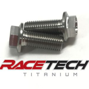 Titanium Lower Subframe Bolts (2014-18 Honda CRF450)