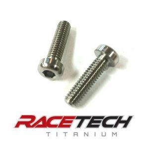 Titanium Clutch Master Cylinder Cap Bolts (2017-18 Husq TC250)