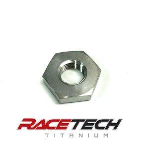 Titanium M10x1.25 Hex Nut