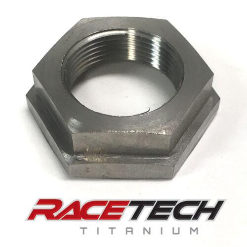 Titanium Countershaft Sprocket Nut (2014-18 YZ 250)