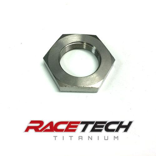 Titanium M20x1.0 RH Hex Nut