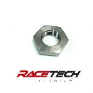 Titanium M16x1.0 RH Hex Nut