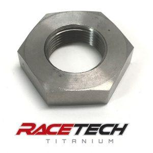 Titanium Clutch Hub Nut (2014-18 YZ 250 450)