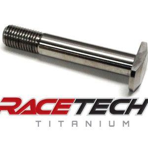 Titanium Top Shock Bolt (2015-18 Suzuki RMZ 250/450)