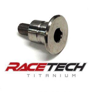 Titanium Rear Brake Lever Pivot Bolt (15-18 Suzuki RMZ 250 450)