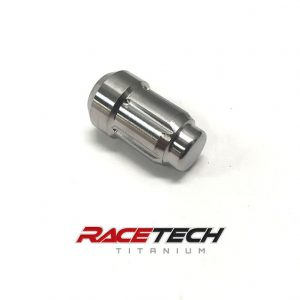 Titanium Conical, Acorn Lug Nuts (RZR 900, XP 1000, & Turbo)