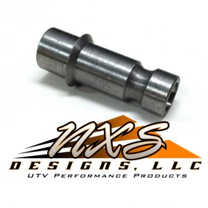 Hardened Steel Ball Joint Stud for Long Travel Suspension