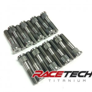 Titanium Wheel Stud Kit (16pc) for Polaris RZR 900, XP1000, XPT