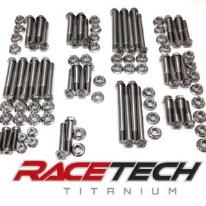 XP1000 Titanium Suspension Bolt Kit (2014-17)