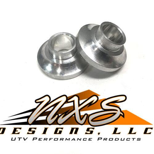 Radius Rod Aluminum Reducer (Inside Top (4) & Bottom (2))
