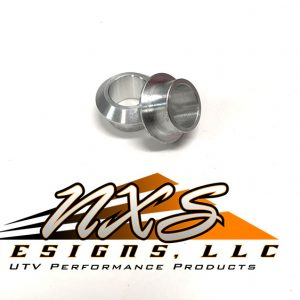 Radius Rod Aluminum Reducer (Outside Top & Bottom)