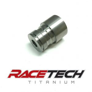 Titanium Raptor 700 Rear Brake Pedal Mount