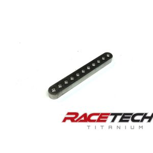 "Titanium Drag Axle Rotor Key (2.850"" long)"