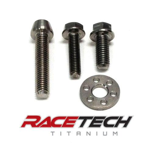 Titanium Shift Side Bolts (2015-18 KTM 250SXF)