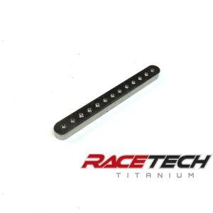 """Titanium Drag Axle Sprocket Key (3.470"""" long)"""