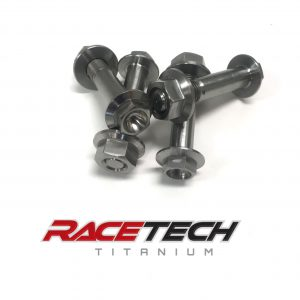 Titanium Sway Bar Linkage Bolts (XP1000 & XP Turbo)