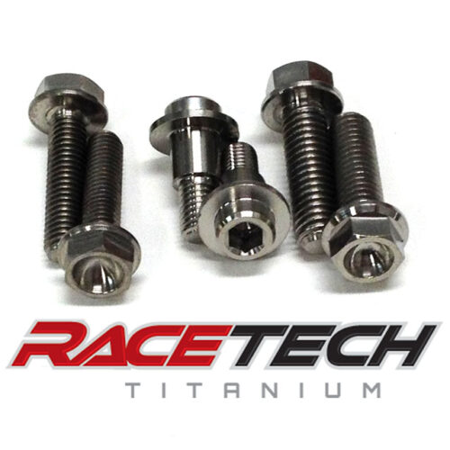 Titanium Throttle Body Bolts (2015-18 KTM 250SXF)