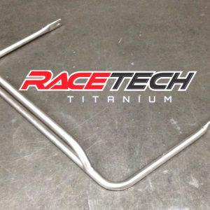 Titanium KG Style Upper Bumper Hoop